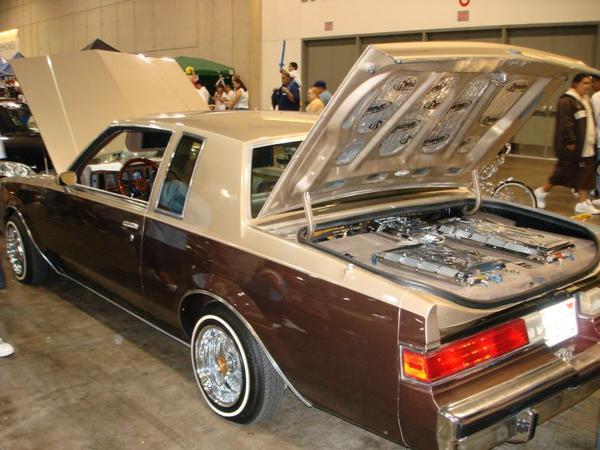 Buick Regal at Car Show