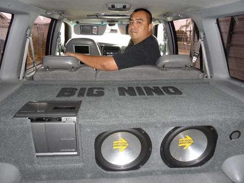 Car Audio Custom Installation - Lemon Grove