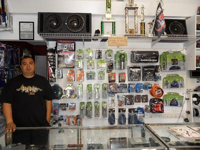 San Diego Car Audio Installation Shop