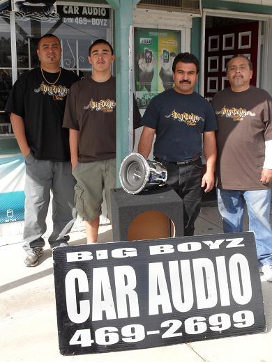 San Diego Car Audio Installation Shop