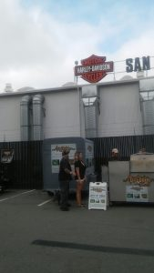 Big Boyz Tacos Catering at Harley Davidson